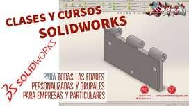 CLASES y CURSOS SOLIDWORKS