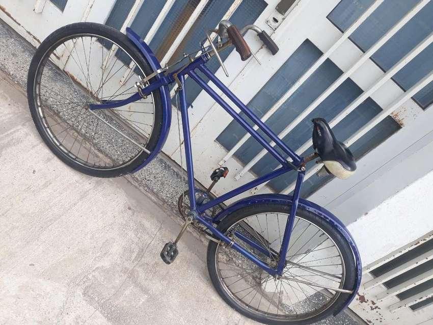Bicicleta Inglesa Doble Caño (hombre) 0