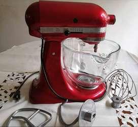 Batidora Artisan Roja. Kitchen Aid