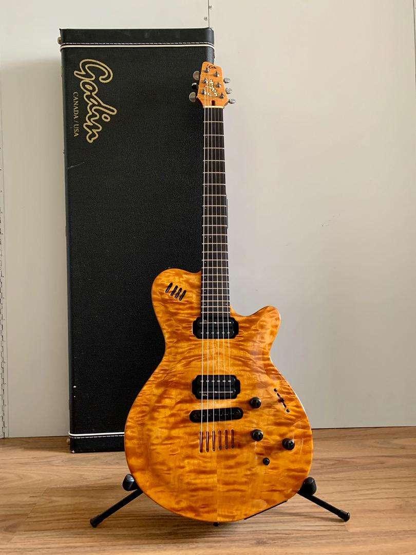 Guitarra eléctrica Godin Lgx