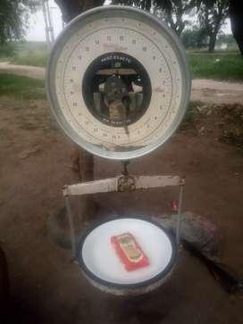 VENDO BALANZA de 25 kilos en buen estado
