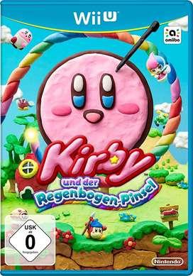 KIRBY RAINBOW CURSO - JUEGO Wii U