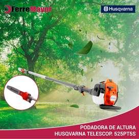PODADORA DE ALTURA HUSQVARNA TELESCOP. 525PT5S