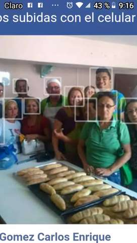 Busco empleo como panadero especialista en panes venezolanos y colombianos