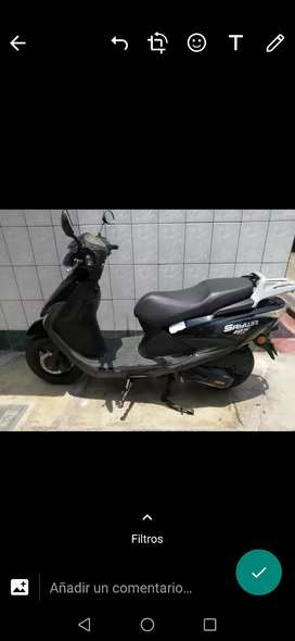 Moto scooter JHC