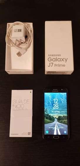 Vendo Samsung J7 prime libre de fabrica