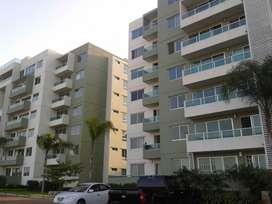 Venta departamento 3 dormitorios  La Vista Towers,  frente Alamos Norte Guayaquil