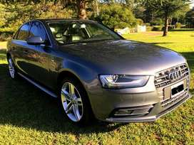 Vendo Audi A4 1.8 TFSI  Ambition Tope de gama Full Full.