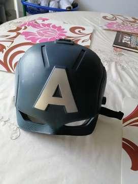 Máscara original capitán america