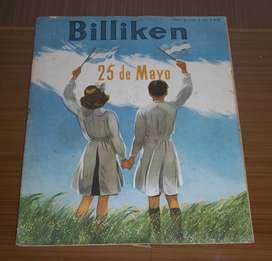 REVISTA BILLIKEN DEL 25 DE MAYO DE 1942