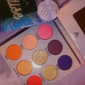 Paleta de maquillaje Atenea paradise