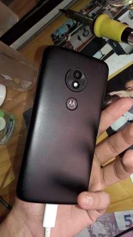 Vendo Motorola e, para repuesto