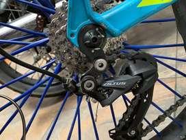 Vendo bicicleta venzo FX7 CÓMO NUEVA