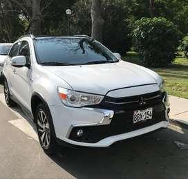Vendo Mitsubishi ASX FULL 2018
