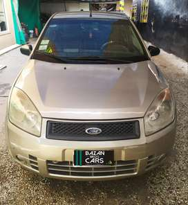 FORD FIESTA 1.6 AMBIENTE MP3 MODELO 2007