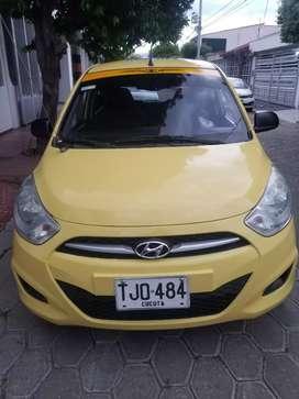 Taxi hyundai i10 perfectas condiciones