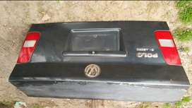 Tapa Baul Volkswagen Polo 2006