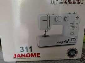 Maquina de coser marca jamone