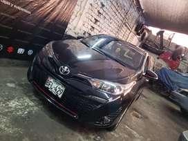 Se vende Toyota Yaris Hackback