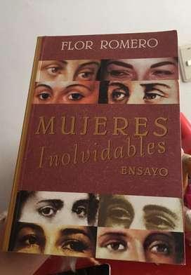 Libro Mujeres Inolvidables