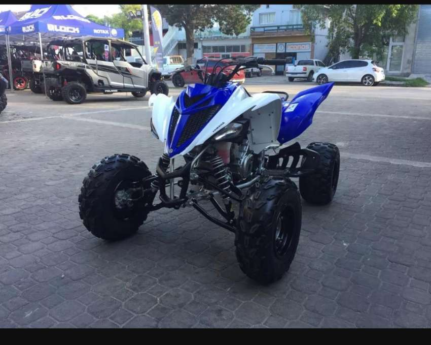 Yamaha Raptor 700 2017 Impecable 0