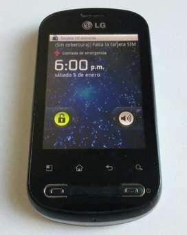 Celular LG modelo P350