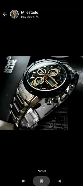 FOSSIL reloj gama alta