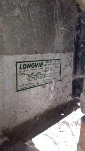 calefon usado funcionando longvie