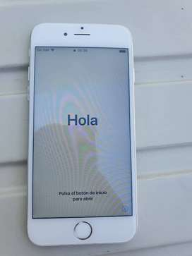 iPhone 6 16gb Blanco Liberado