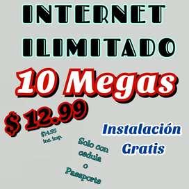 INTERNET HOGAR ILIMITADO