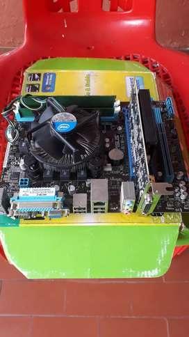 Board Core i7 de 3 Ra generación Ram 4 gigaBoards Tarjeta de Vídeo N710