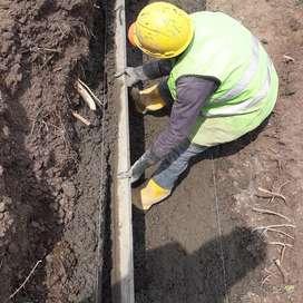 Contratista Trabajos Agua Potable Alcant