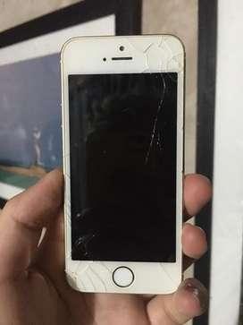Iphone 5s p/repuesto