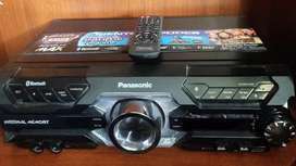 equipo de sonido (Panasonic)