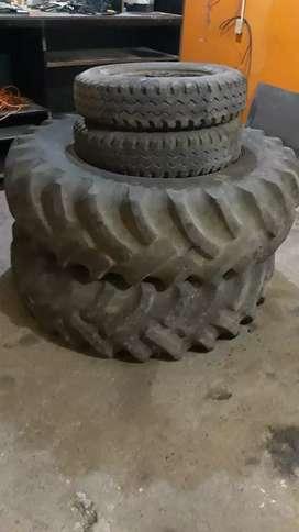 Venta de llanta para tractor