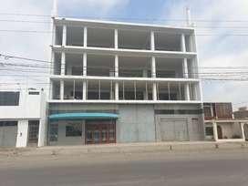 ALQUILER EN CHINCHA, OFICINA/VIVIENDA/LOCAL COMERCIAL, PISOS DE 700 MT2, Y 35O M2, PANAM. SUR KM. 201