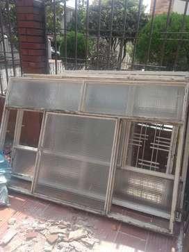 Vendo ventanas usadas