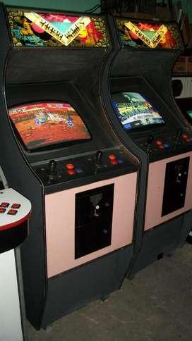 arcade asterix y obelix