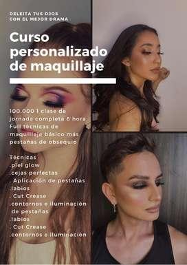 Clases Maquillaje personalizado