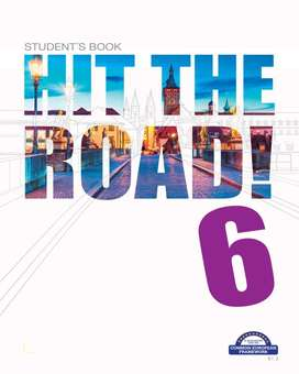 Vendo o intercambio Libro de Ingles Hit The Road! 6 con CD