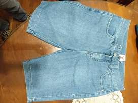 Bermuda Jeans T 14