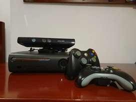 Xbox 360, controles, kinet