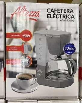 Cafetera altezza garantía de 1 año