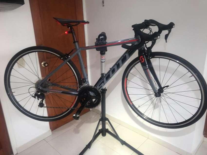 Bicicleta Scott Speedster talla 49 0