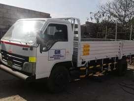 Camion operativo documentos en regla