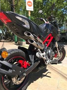 Moto Benelli Tnt 135