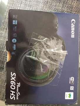 Canon Powershot SX60 HS - Venta