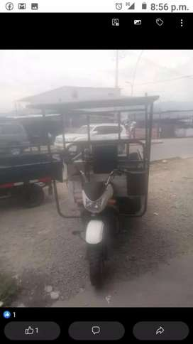 Se vende o se permuta por lote moto carguero zonlon
