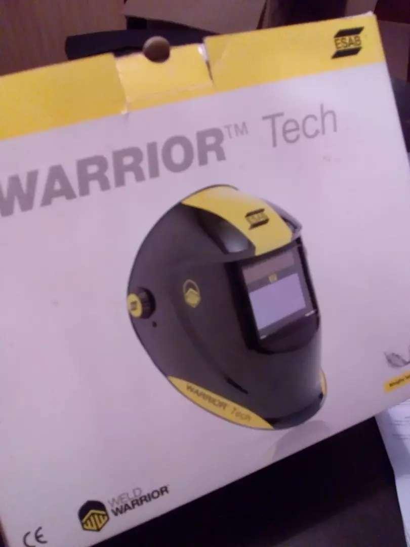 Máscara fotosensible Esab Warriors Tech