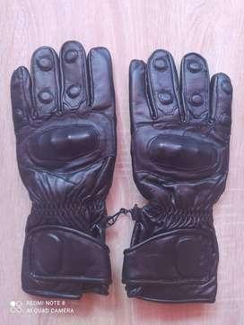 Protección personal para motocicleta